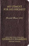 My Utmost for His Highest Daily Planner - Oswald Chambers, Multnomah Publishers Inc.