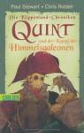 Quint und der Kampf der Himmelsgaleonen (Edge Chronicles, #9) - Paul Stewart, Chris Riddell