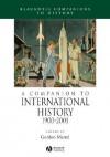 A Companion to International History 1900-2001 - Gordon Martel