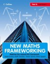 New Maths Frameworking 18. Year 8 - Kevin Evans