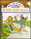 Wind and Rain - Claire Llewellyn, Anthony Lewis