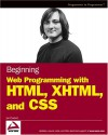 Beginning Web Programming with HTML, XHTML and CSS - Jon Duckett