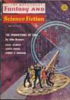 The Magazine of Fantasy and Science Fiction, August 1966 - Edward L. Ferman, John Brunner, Isaac Asimov, Judith Merril, Robert E. Howard