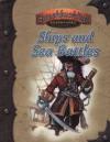 Ships and Sea Battles - Ken Carpenter, Dana DeVries, Peter Flannagan, Martin Hall