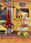 What Mitzi Wants! (Color Plus Safety Scissors) - Golden Books, Tom Brannon