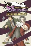 Miles Edgeworth: Ace Attorney Investigations 2 - Kenji Kuroda, Capcom