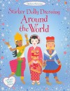 Sticker Dolly Dressing Around the World - Emily Bone