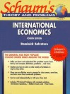 Schaum's Outline of International Economics - Dominick Salvatore