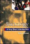 Sociology: A Very Short Introduction - Steve Bruce