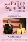 Michele Bachmann vs. Sarah Palin on the Issues: Side-By-Side Issue Stances - Jesse Gordon