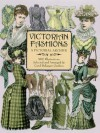 Victorian Fashions: A Pictorial Archive, 965 Illustrations (Dover Pictorial Archive) - Carol Grafton