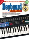 Keyboard Method Book 1 Bk/CD and Bonus DVD: Suitable for All Types of Electronic Keyboard - Andrew Scott