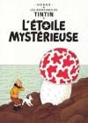 Les Aventures de Tintin / L'Etoile Mysterieuse (Book and DVD Package) - Hergé