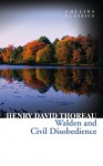 Walden and Civil Disobedience (Collins Classics) - Henry David Thoreau