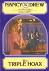 The Triple Hoax (Nancy Drew, #57) - Carolyn Keene