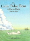 Little Polar Bear Address Book - Hans de Beer