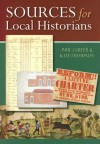 Sources for Local Historians - Paul Carter