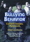 Bullying Behavior - Robert A. Geffner