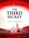 The Third Secret: A Novel of Suspense (Audio) - Steve Berry, L.J. Ganser