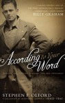 According to Your Word - Stephen F. Olford