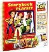 Disney/Pixar Toy Story Storybook Playset - Deirdre Quinn, Walt Disney Company, Studio Iboix