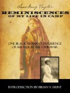 Reminiscences of My Life In Camp: One Black Woman's Civil War Memoir - Suzie King Taylor, Brian Hunt, Warren Hunt