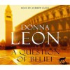 A Question of Belief: (Brunetti) - Donna Leon