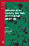 Information Modelling and Knowledge Bases XX Vol. 190 - Y. Kiyoki