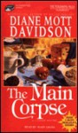 The Main Corpse (Audio) - Diane Mott Davidson, Mary Gross