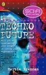 Techno Future (Science Fi Explained) - Herbie Brennan
