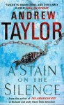 A Stain on the Silence - Andrew Taylor