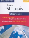 St. Louis, Missouri Atlas - Rand McNally