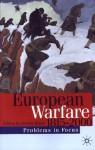 European Warfare 1815-2000 - Jeremy Black