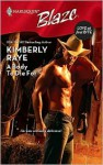 A Body to Die For (Love at First Bite #3) (Harlequin Blaze #431) - Kimberly Raye