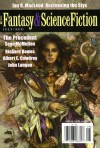 Fantasy & Science Fiction, July/August 2010 - Gordon Van Gelder, Michael Alexander, John Langan, Albert E. Cowdrey, Richard Bowes, Ken Altabef, Sean McMullen, Ian R. MacLeod, Rick Norwood, Brenda Carre, Ramsey Shehadeh, Heather Lindsley, Annabelle Beaver, Charles de Lint, James Sallis, Paul Di Filippo, Lucius Shepar