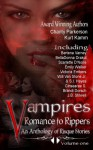 Vampires Romance to Rippers an Anthology of Risque Stories, #1 - Scarlette D'Noire, Charity Parkerson, Bertena Varney, J.B. Stilwell, BellaDonna Drakul, Emily Walker, Victoria Embers, Cinsearae S., Brandi Dorsch, Kurt Kamm, Will Van Stone, S.I. Hayes