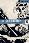 Queen and Country: The Definitive Edition, Vol. 2 - Greg Rucka, Carla Speed McNeil, Jason Alexander