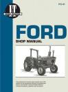 Ford Shop Manual Series 2310, 2600, 3600, 3610, 4100, 4110, 4600, 4610, 4600Su, 4610Su (Fo-41) - Intertec Publishing Corporation