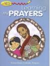Learning My Prayers: Coloring & Activity Book - Virginia Helen Richards, Deborah Thomas, D. Thomas Halpin