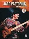Pastorius Modern Elec Bass CD and Book Edition (Manhattan Music Publications) - Jaco Pastorius
