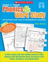 Week-by-Week Phonics & Word Study Activities for the Intermediate Grades - Wiley Blevins