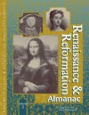 Renaissance and Reformation: Almanac 2 Vol.Set: Almanac - Peggy Saari, Julie Carnagie, Aaron Maurice Saari
