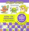 Animal Antics (Now I'm Reading!: Level 1) - Nora Gaydos