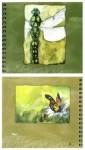 Metamorphosis Sketch Book - Roderick MacIver