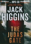 The Judas Gate - Jack Higgins, Simon Vance