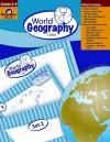 World Geography Cards, Grades 3-6 - Evan-Moor Educational Publishing
