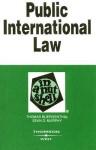 Public International Law in a Nutshell (In a Nutshell (West Publishing)) - Thomas Buergenthal, Sean D. Murphy