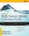 Microsoft SQL Server 2005 Developer's Guide - Michael Otey, Denielle Otey