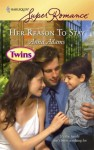 Her Reason To Stay (Twins) - Anna Adams