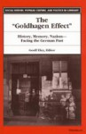 "The ""Goldhagen Effect"": History, Memory, Nazism--Facing the German Past - Geoff Eley"